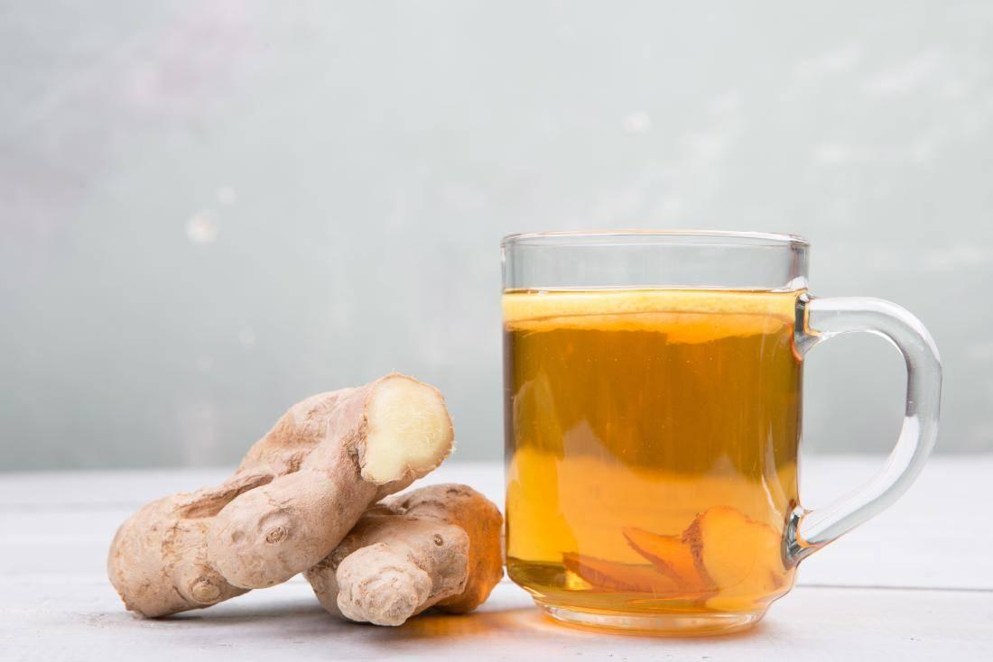 Можно ли беременным пить чай с имбирем?