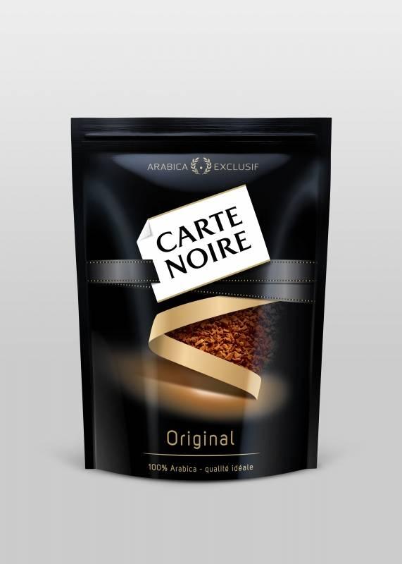 Характеристика кофе carte noire
