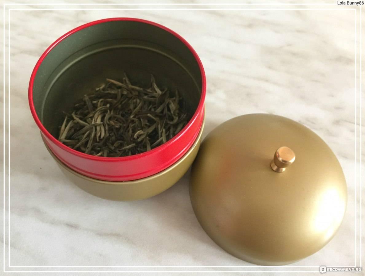 """Купить белый чай """"бай хао инь чжень"""" (серебряные иглы) 50 грамм в москве"""