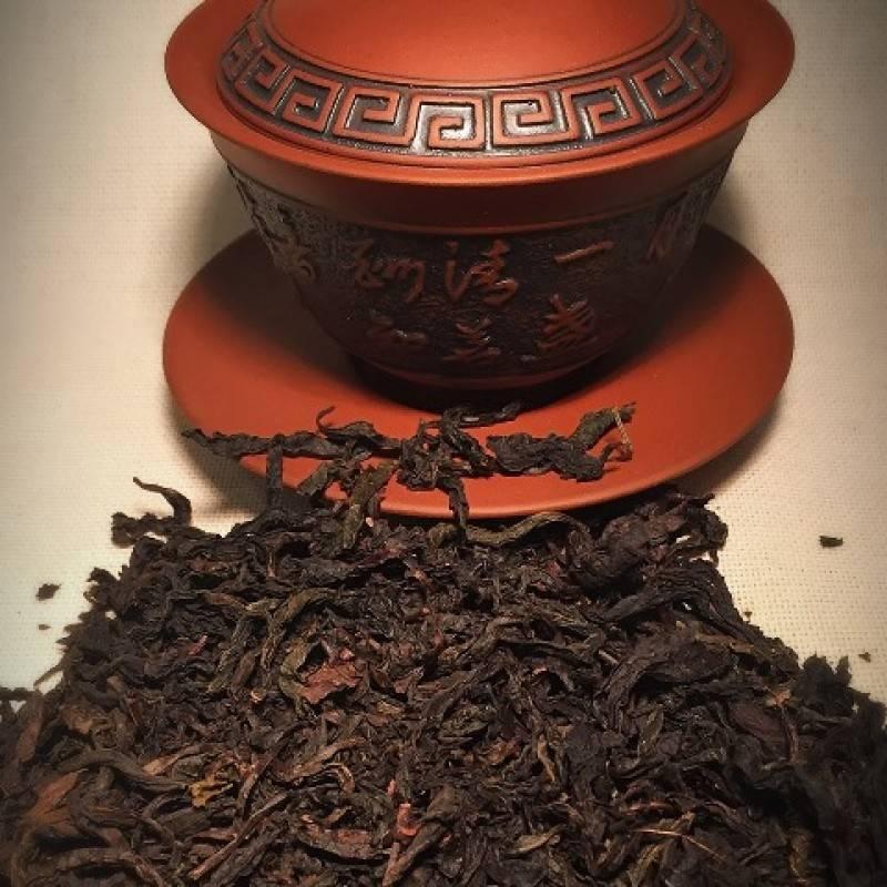 Китайский чай да хун пао - большой красный халат