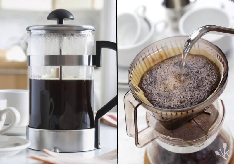 Как варить кофе в кастрюле? рецепт кофе в кастрюле на плите