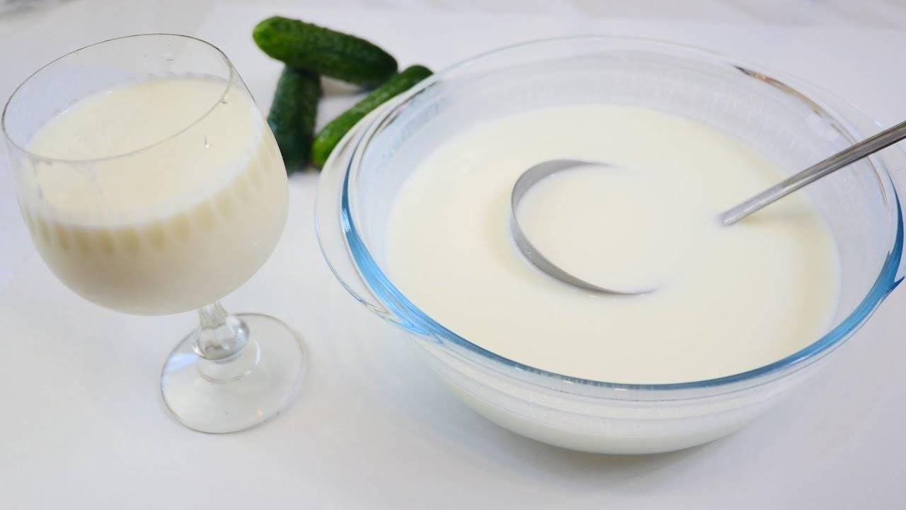 Как приготовить айран? рецепт айрана в домашних условиях