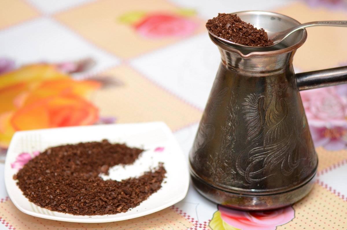 Как нужно варить кофе с молоком в турке