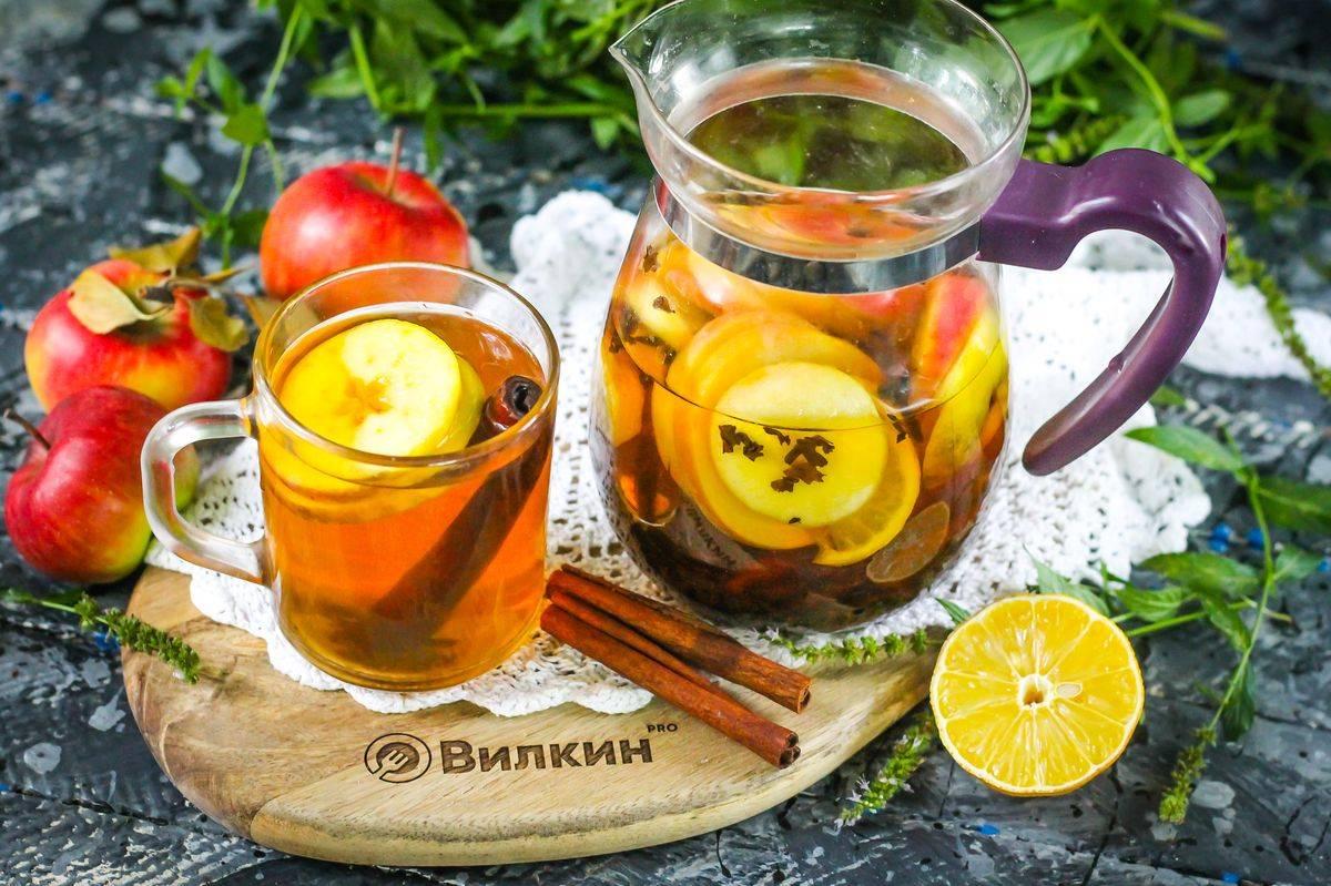 Рецепты фруктовых чаев — просто вкусно и полезно - ordinartor