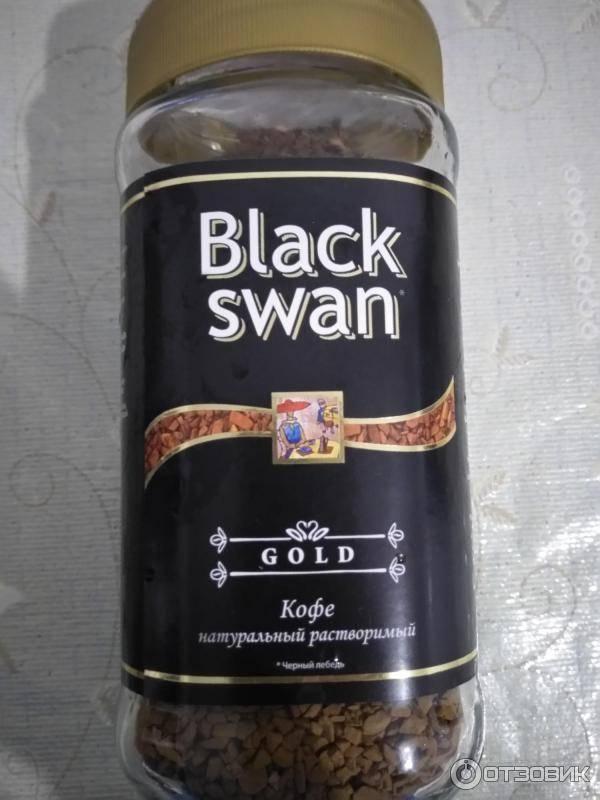Кофе black swan: описание и отзывы