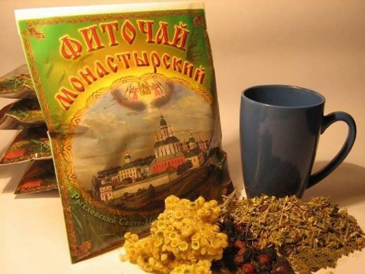 Состав и особенности применения монастырского чая от простатита