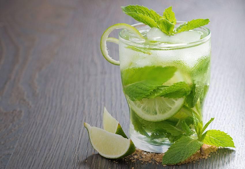 Чай с лаймом – его польза и рецепты с добавками