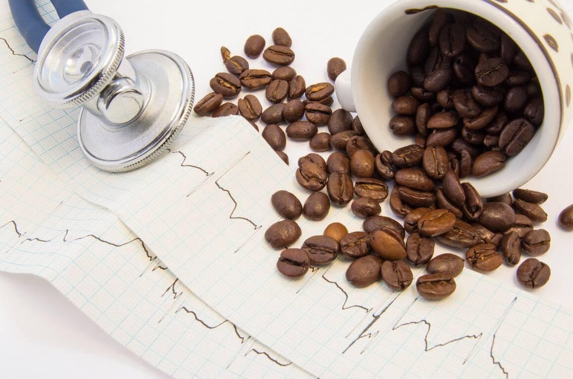 Как кофе влияет на сердце и другие органы