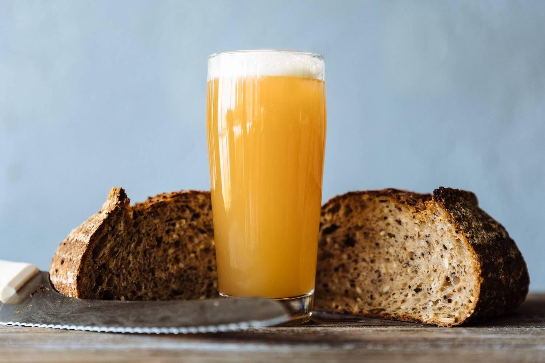 Квас домашний — 6 рецептов хлебного кваса на 3 литра