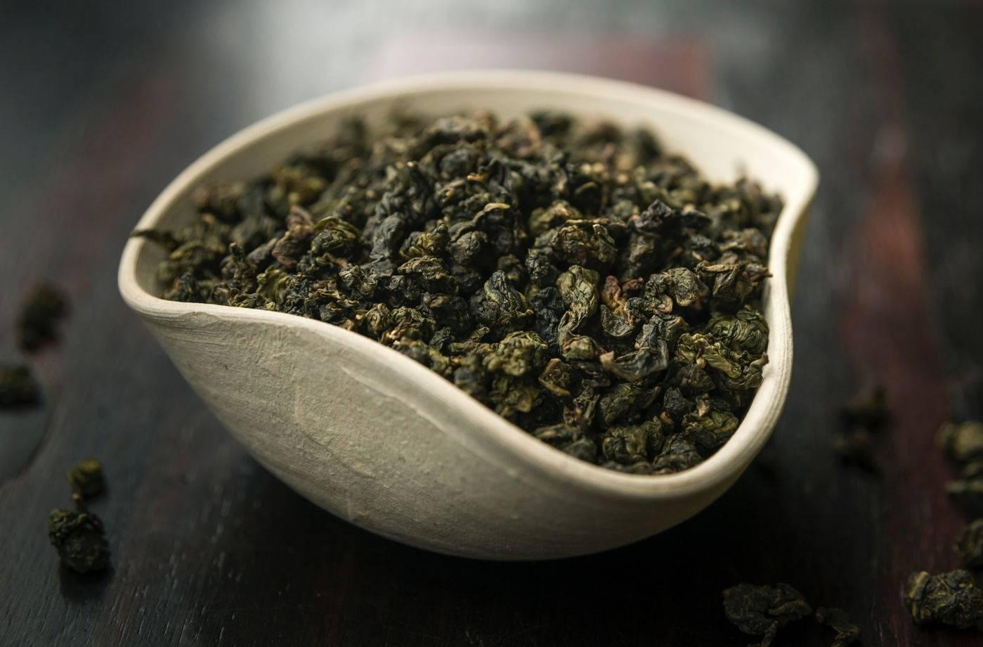 Улун или бирюзовый чай: его свойства и характеристики