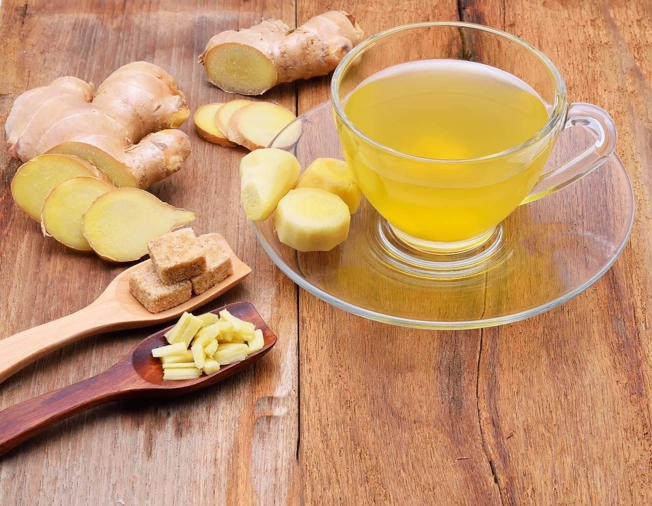 Польза и вред чая с имбирем: чем полезен, как использовать + отзывы