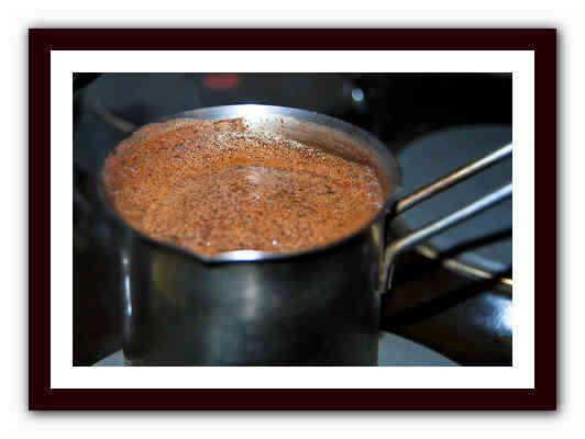 Как варить кофе в кастрюле. способ приготовления кофе в кастрюле