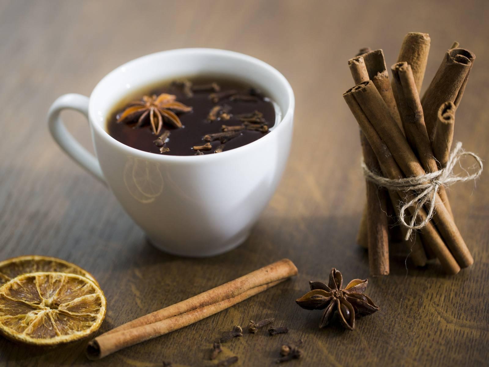 Кофе с корицей — волшебный тандем