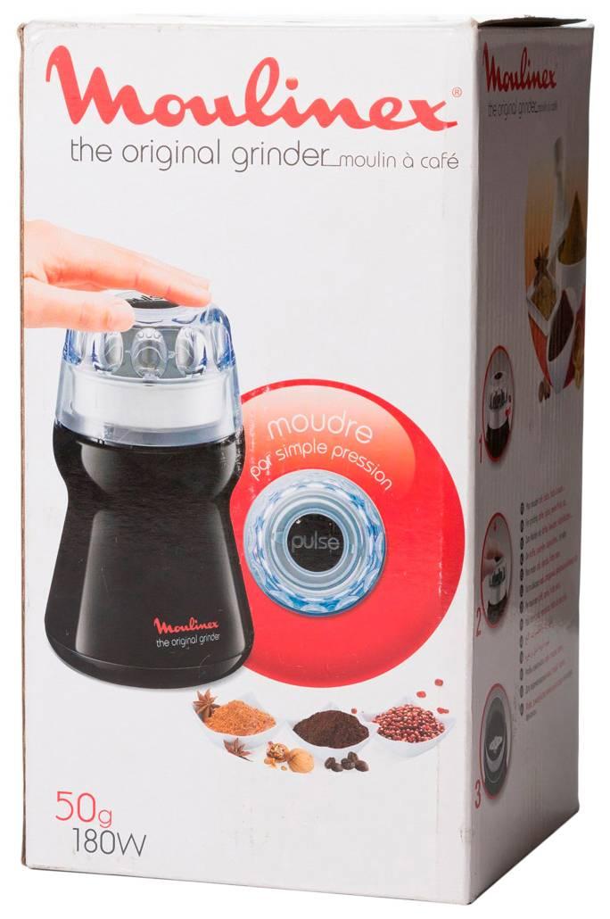 Кофемолка moulinex ar 1108 (черный) купить за 1890 руб в перми, отзывы, видео обзоры и характеристики