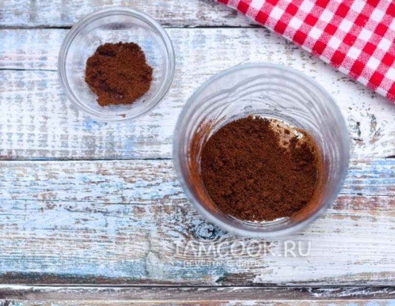Готовим вкусный кофе с зефиром дома