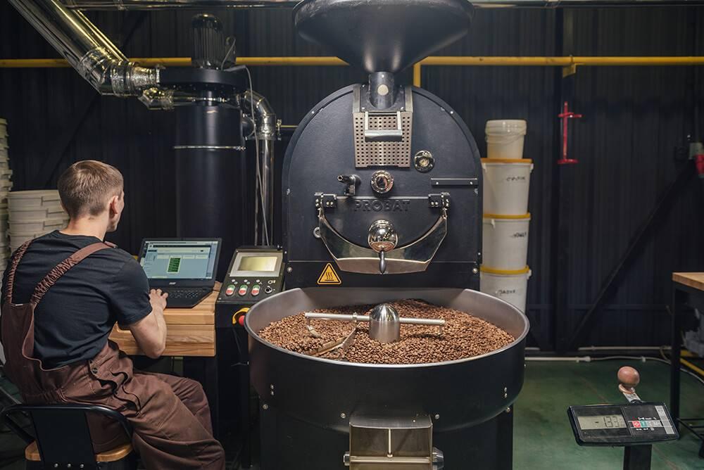 Ростер для обжарки кофе | все о кофе