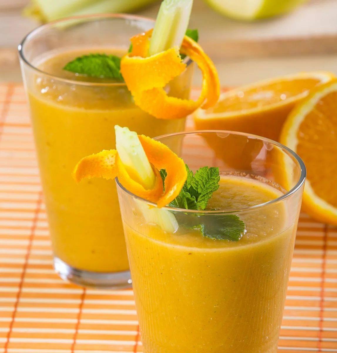 Смузи с ежевикой – простые рецепты ягодного напитка