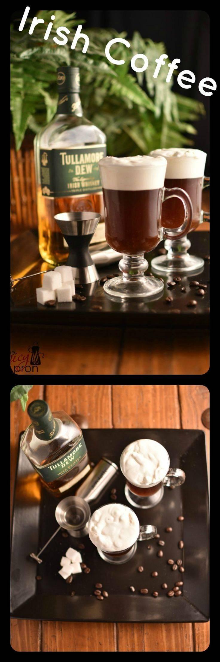 Кофе по-ирландски (айриш): что это такое, рецепты с виски