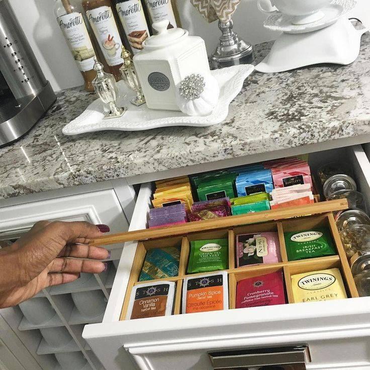 Домашнее, долгосрочное хранение чая - teaterra | teaterra