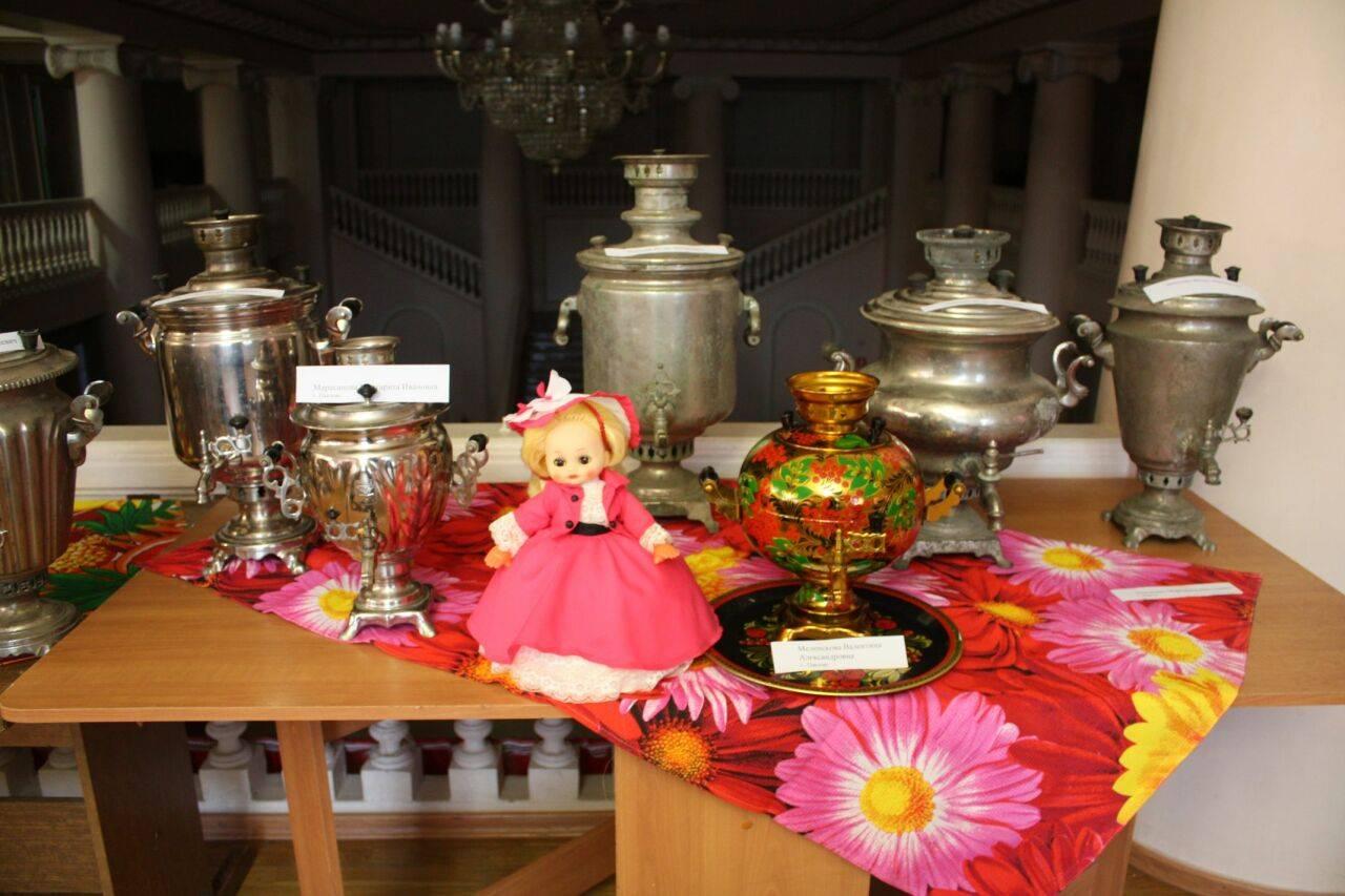 Русское чаепитие — история чая в россии