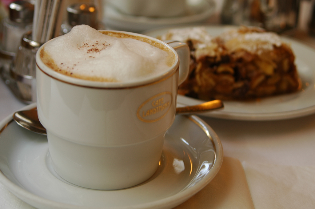 Баварский кофе — десерт с вдохновляющим названием