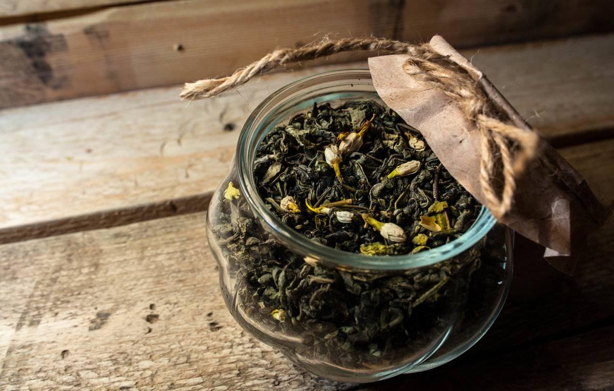 Свойства зеленого чая с жасмином: польза и вред. как собирать, сушить жасмин и заваривать жасминовый чай