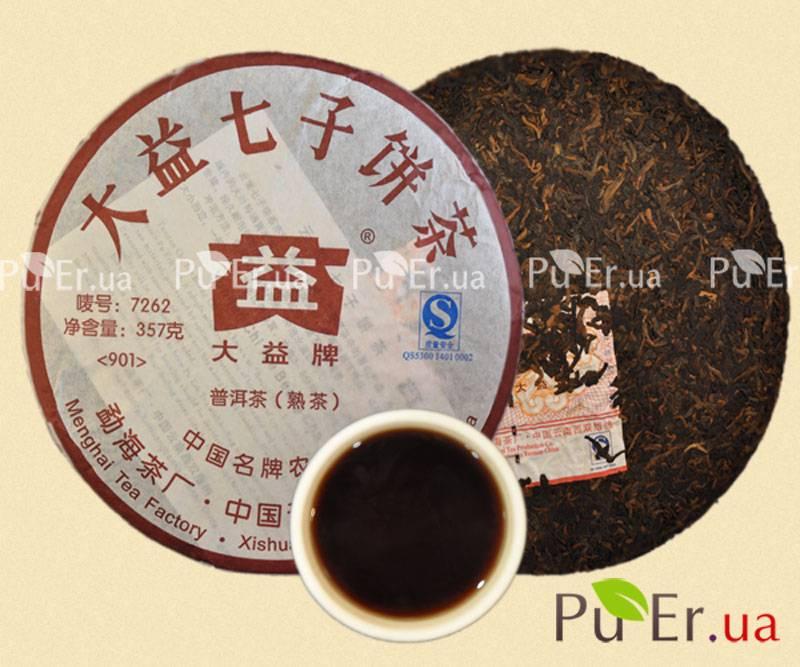 Пуэр: чай императоров с полезными свойствами