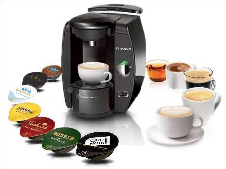 Как пользоваться кофемашиной bosch tassimo vivy