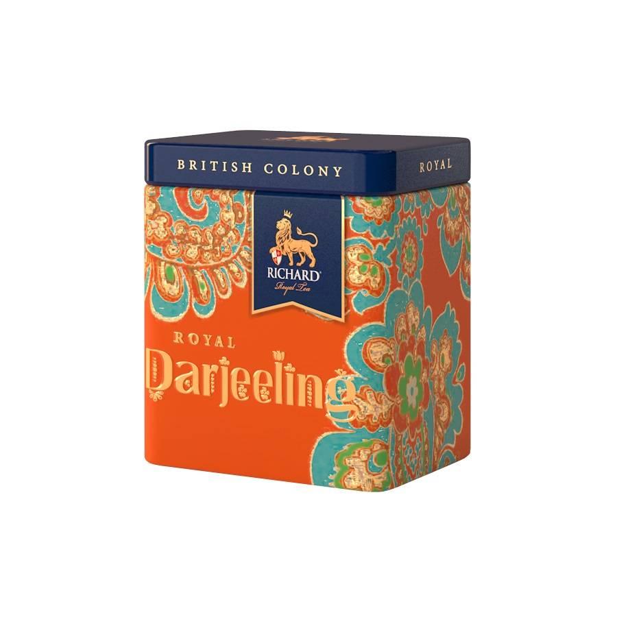 Индийский чай дарджилинг: описание, сорта, как заваривать