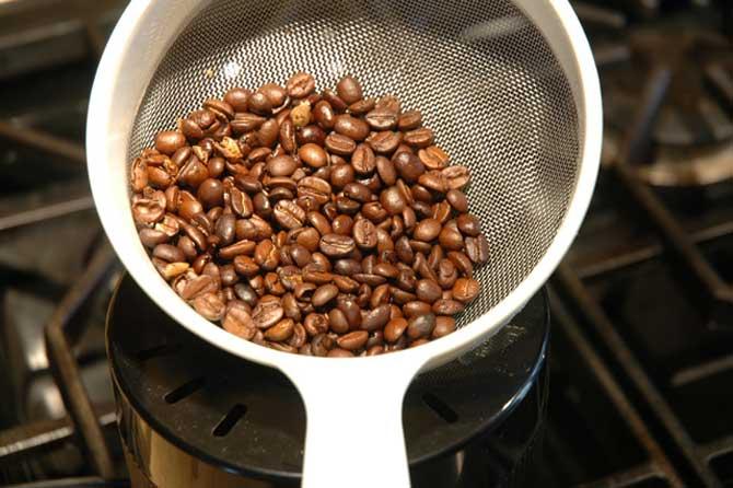 Обжарка кофе: особенности, виды и степени.