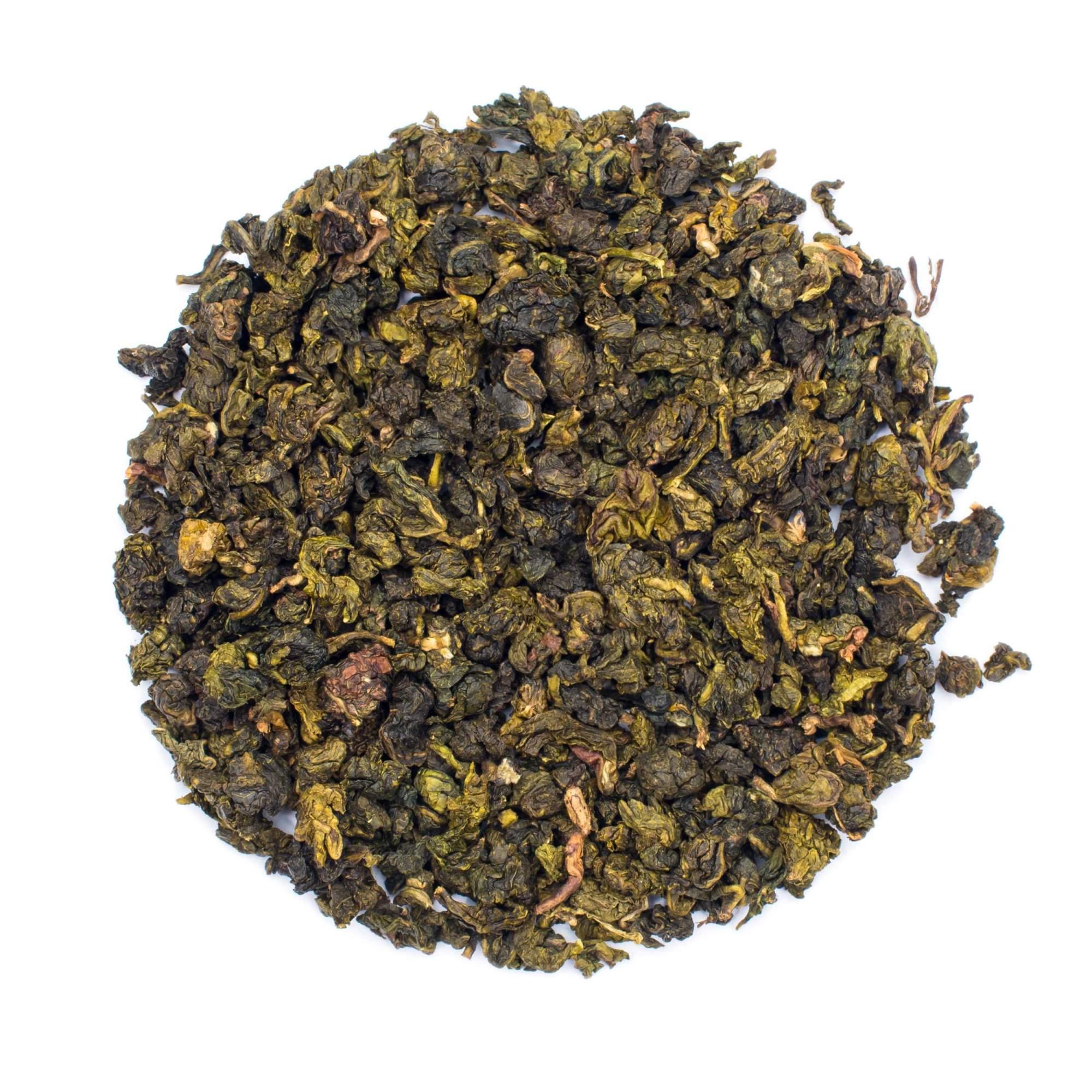 Чай тегуаньинь черный дракон и его особенности