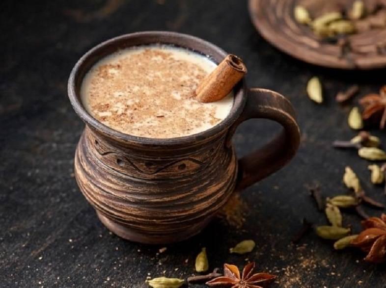 Чай на молоке или масала: напиток из солнечной индии