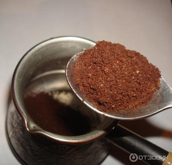 Как заваривать молотый кофе в чашке