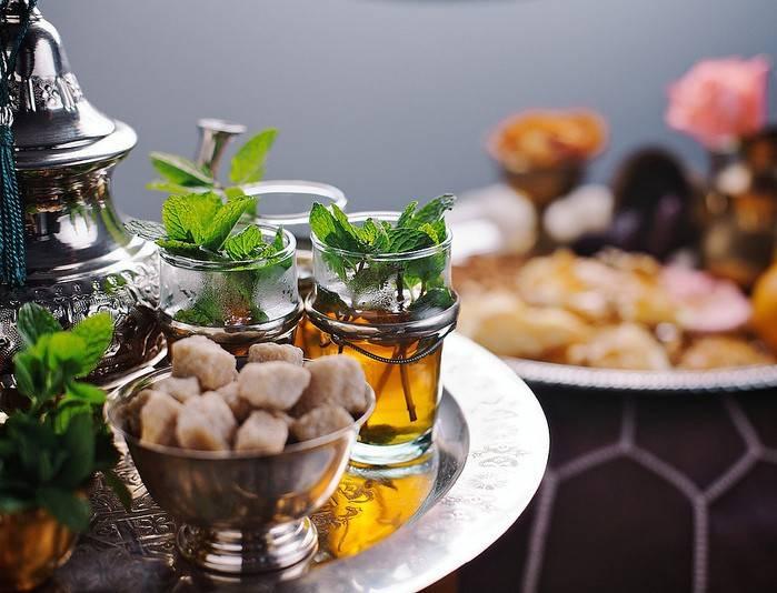 Марокканский чай: как приготовить, рецепты