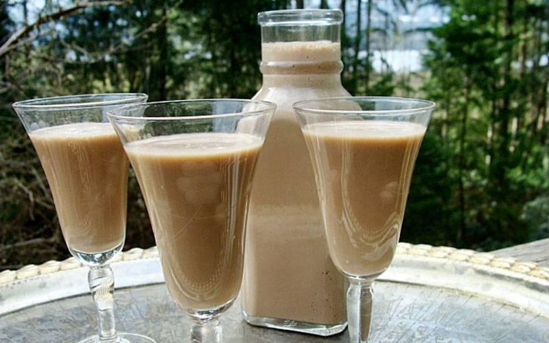 Рецепт кофейного ликера в домашних условиях