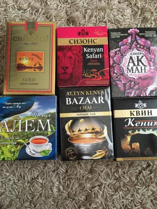 Кенийский чай: особенности напитка. как заваривать