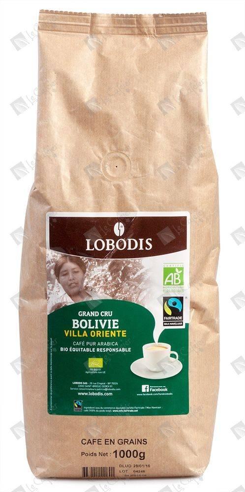 Кофе в зёрнах lobodis afriqve massaba 1кг. натуральный жареный