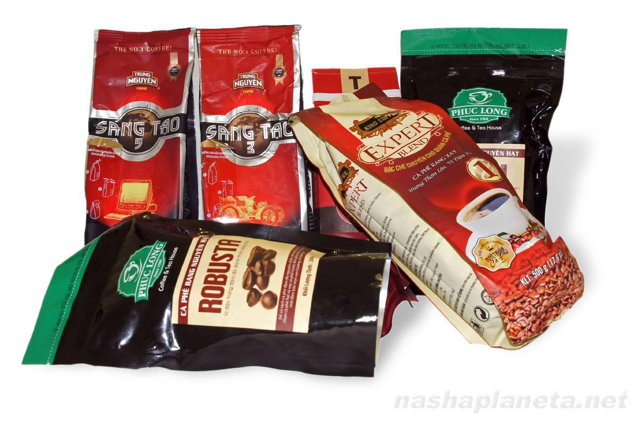 Вьетнамский кофе: разновидности и рецепты