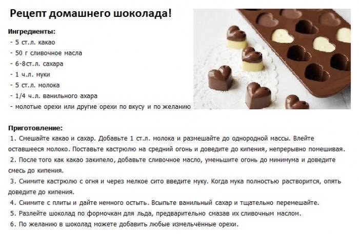 Как сварить какао без сахара