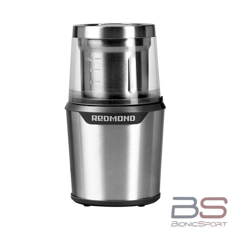 Redmond rcg-1603 и rcg-cbm1604: обзор кофемолок, цены