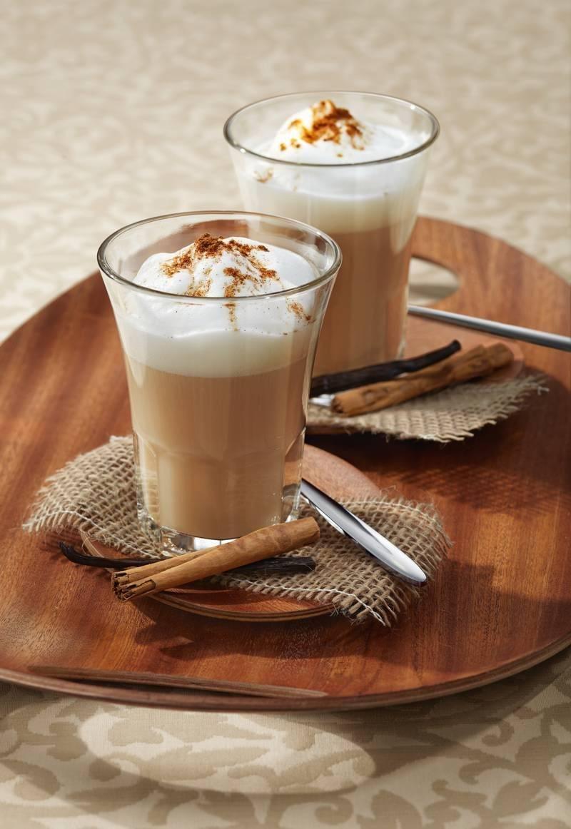 Как приготовить дома чай латте с пряностями