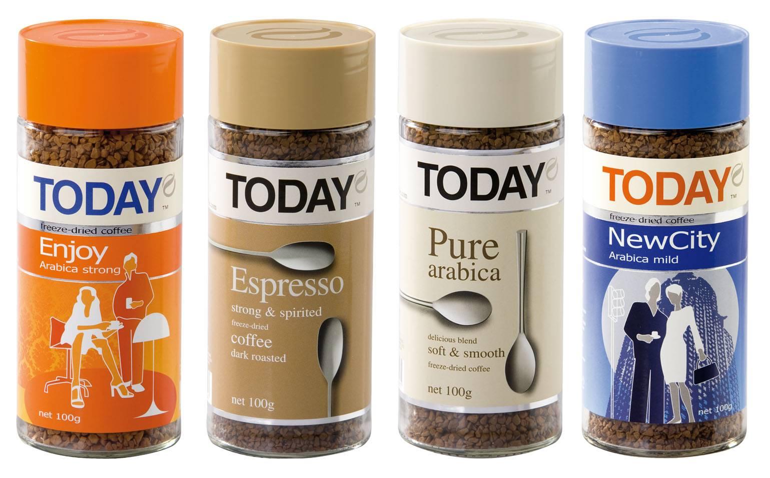 Отзывы кофе today pure arabica » нашемнение - сайт отзывов обо всем