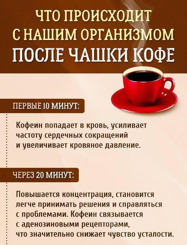 Кофе и давление. влияние напитка на давление