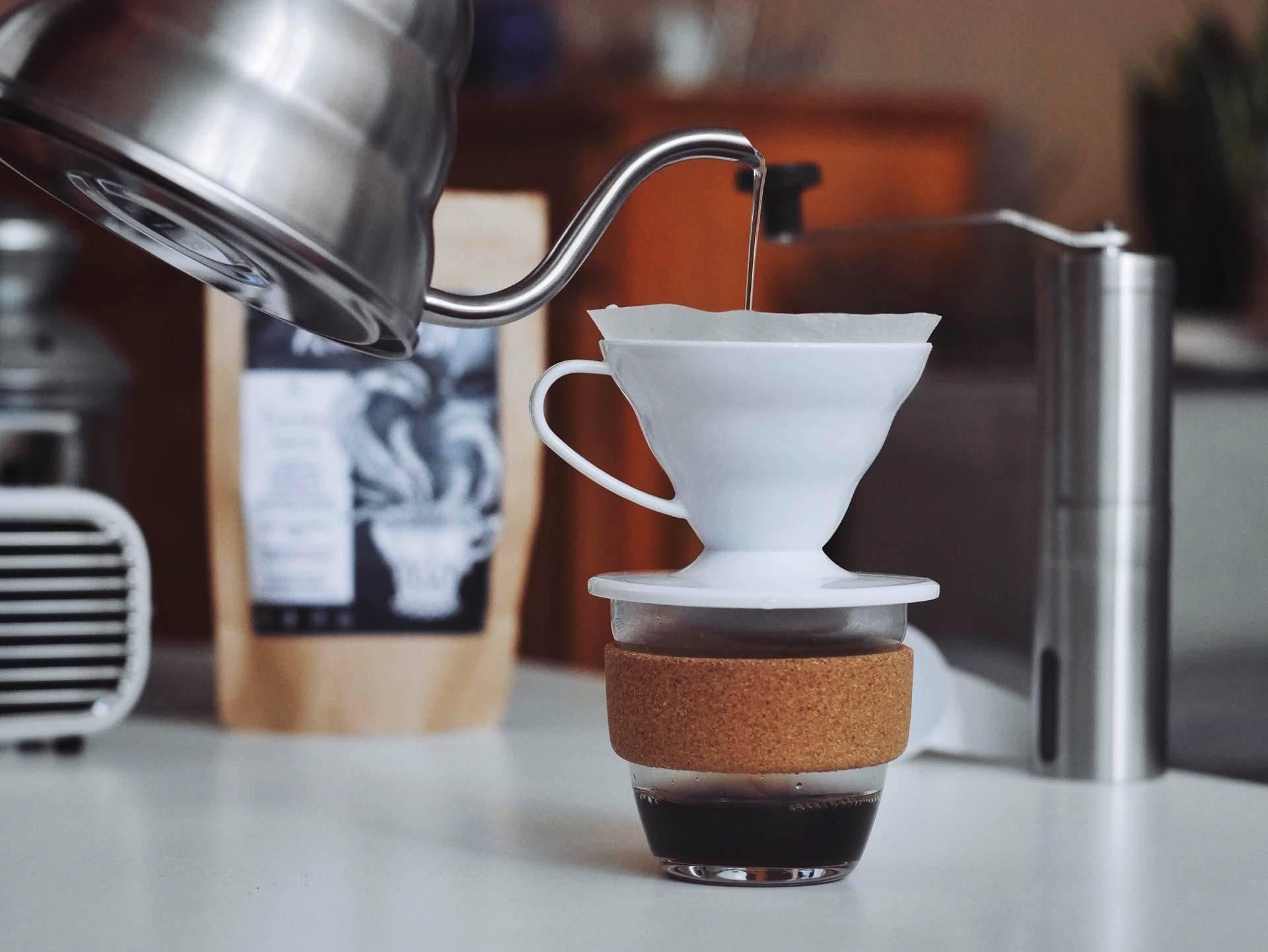 Метод заваривания кофе пуровер