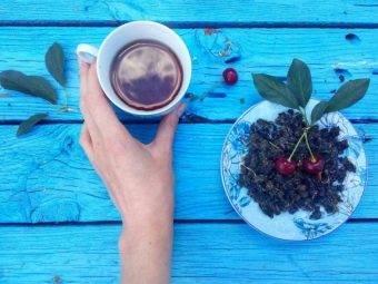 Полезный чай из веточек деревьев и кустарников