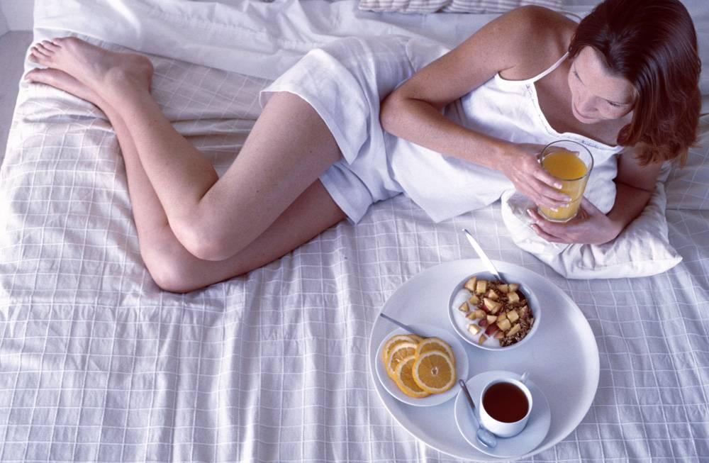 Можно ли пить чай перед сном чтобы уснуть