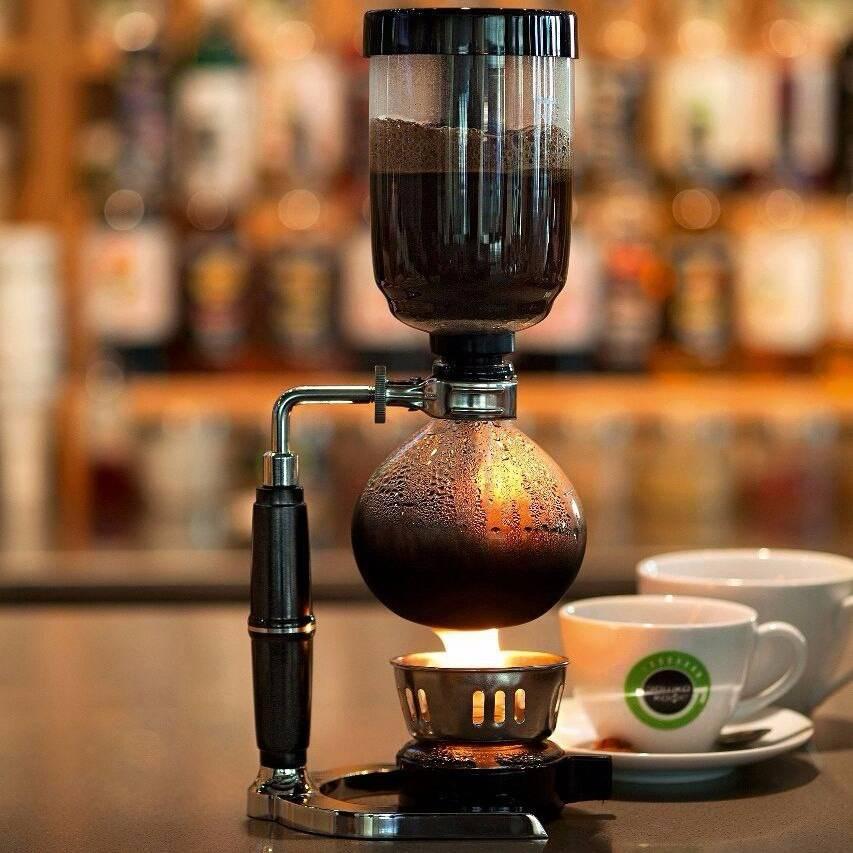 Габет – сифон для кофе наподобие самовара | кофефан | яндекс дзен
