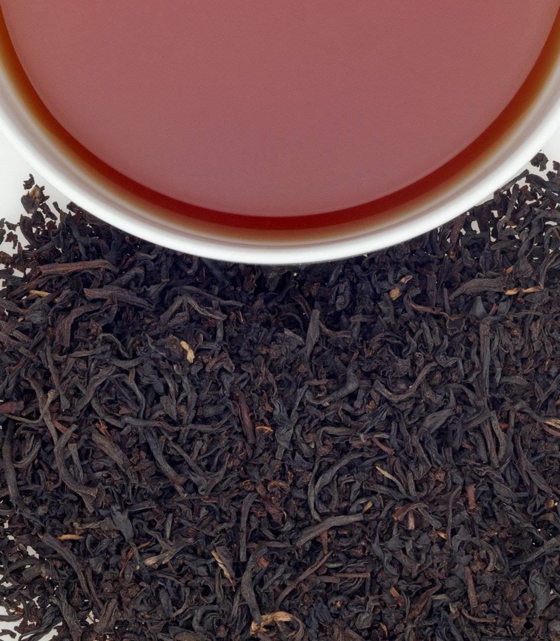 Полезные для здоровья свойства китайского чая дянь хун