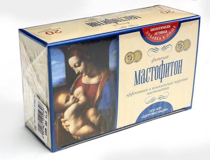 Лечебный чай - проверенное средство от мастопатии