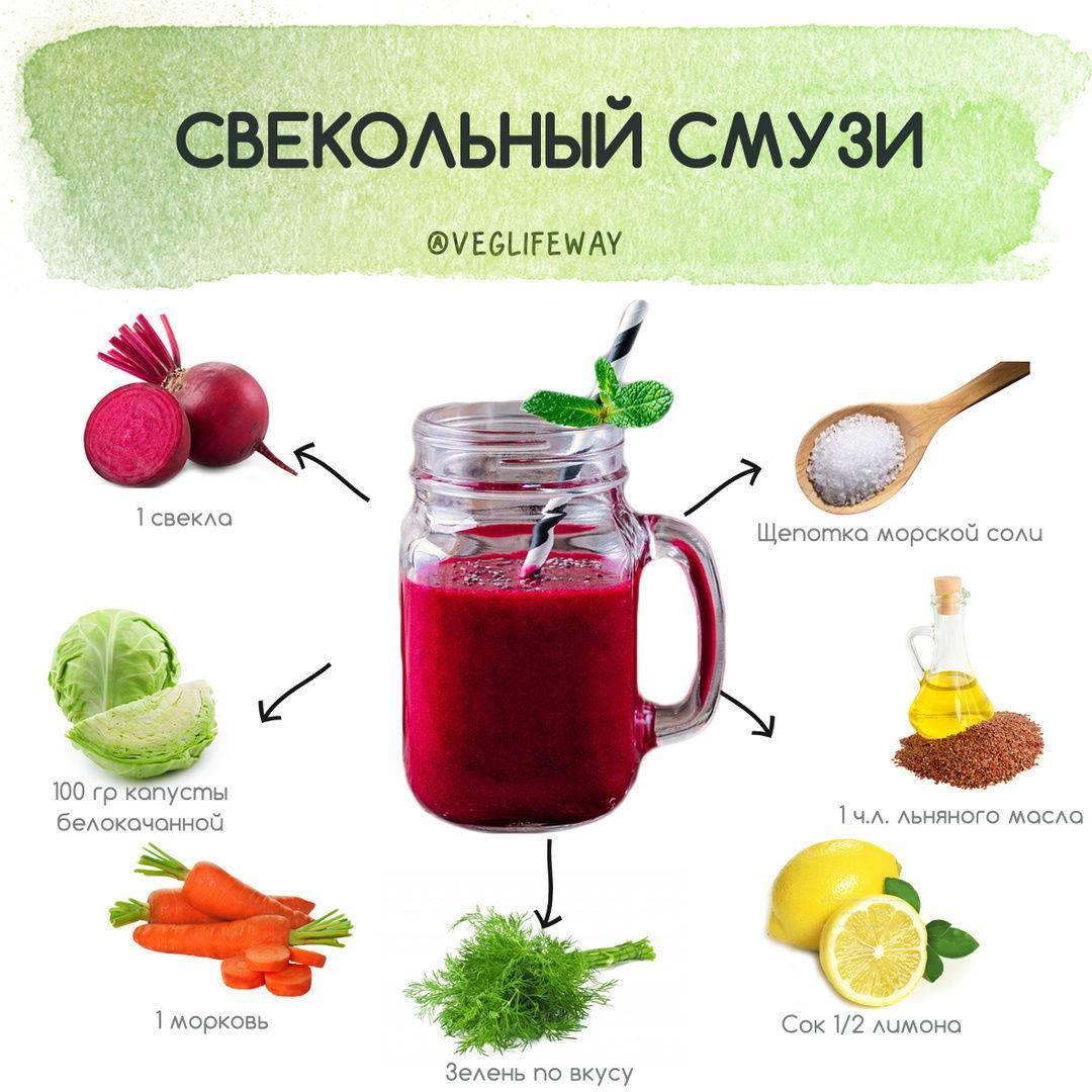 Сок из свеклы: как приготовить целебный напиток из красного овоща и его ботвы, как его правильно пить